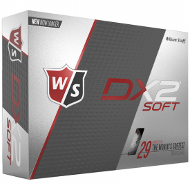 Wilson Dx2 Soft Golfbal