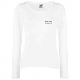 Budget dames t-shirt lange mouw