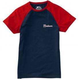 Premium duo color dames t-shirt