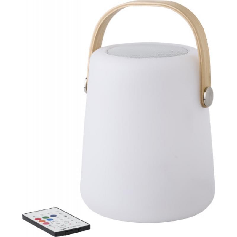 Kunststof LED speaker