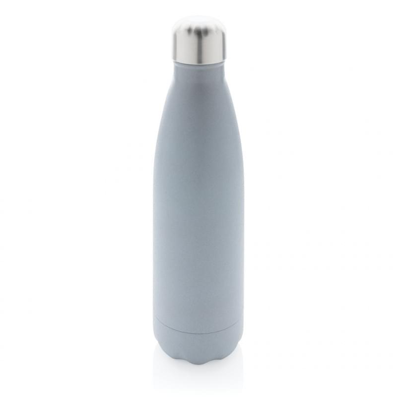 Vacuüm roestvrijstalen reflecterende fles