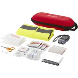 46 delige EHBO kit voor in de auto