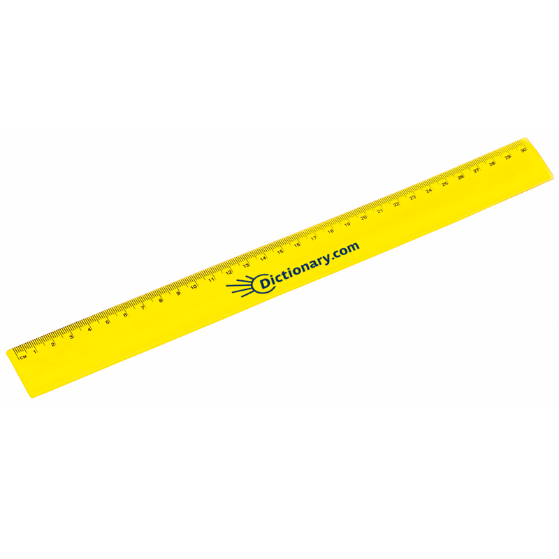 Flexibele liniaal 30 cm Flexor