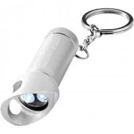 Sleutelhangerlamp & flesopener