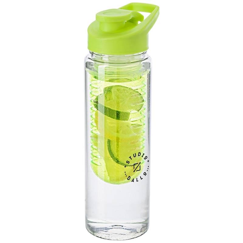 Tritan drinkfles met infuser (700 ml)
