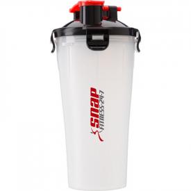 Kunststof proteine shaker (2 x 350 ml)