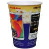 Kartonnen latte macchiato beker 360ml