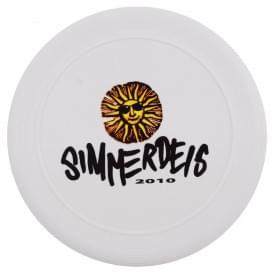 Frisbee met ringen, Ø 21 cm