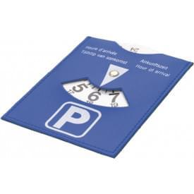Parkeerschijf in 4 talen