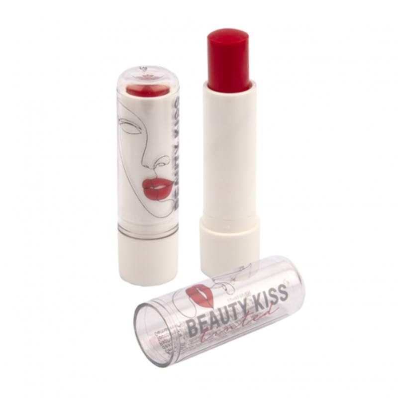 Lippenbalsem planty tinted red