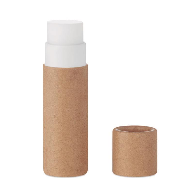 Paper gloss lippenbalsem in karton