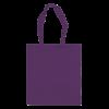 Katoenen draagtas gekleurd - zware kwaliteit