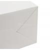 Luxe papieren tas katoenen koord A3