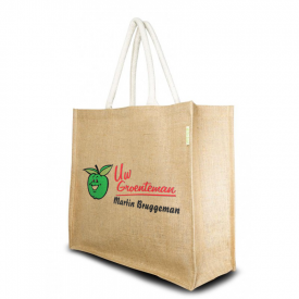 Jute Big shopper XXL