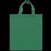 Katoenen draagtas - zware kwaliteit - korte hengsels