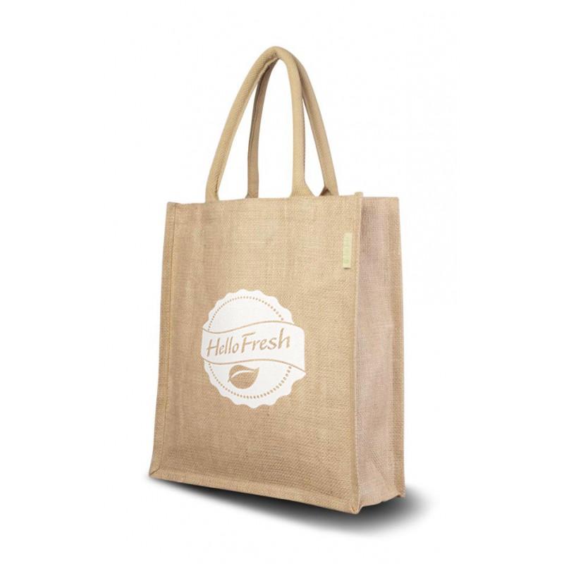 9768288db70 Jute tas Trendy bedrukken? - Voordelig & snel bestellen
