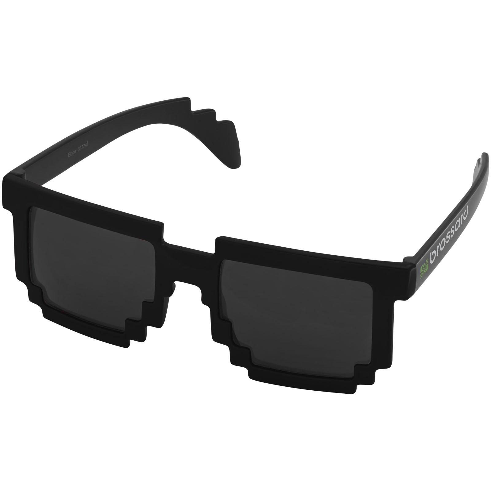 de62e1af27c641 Pixel zonnebril bedrukken  - Voordelig   snel bestellen