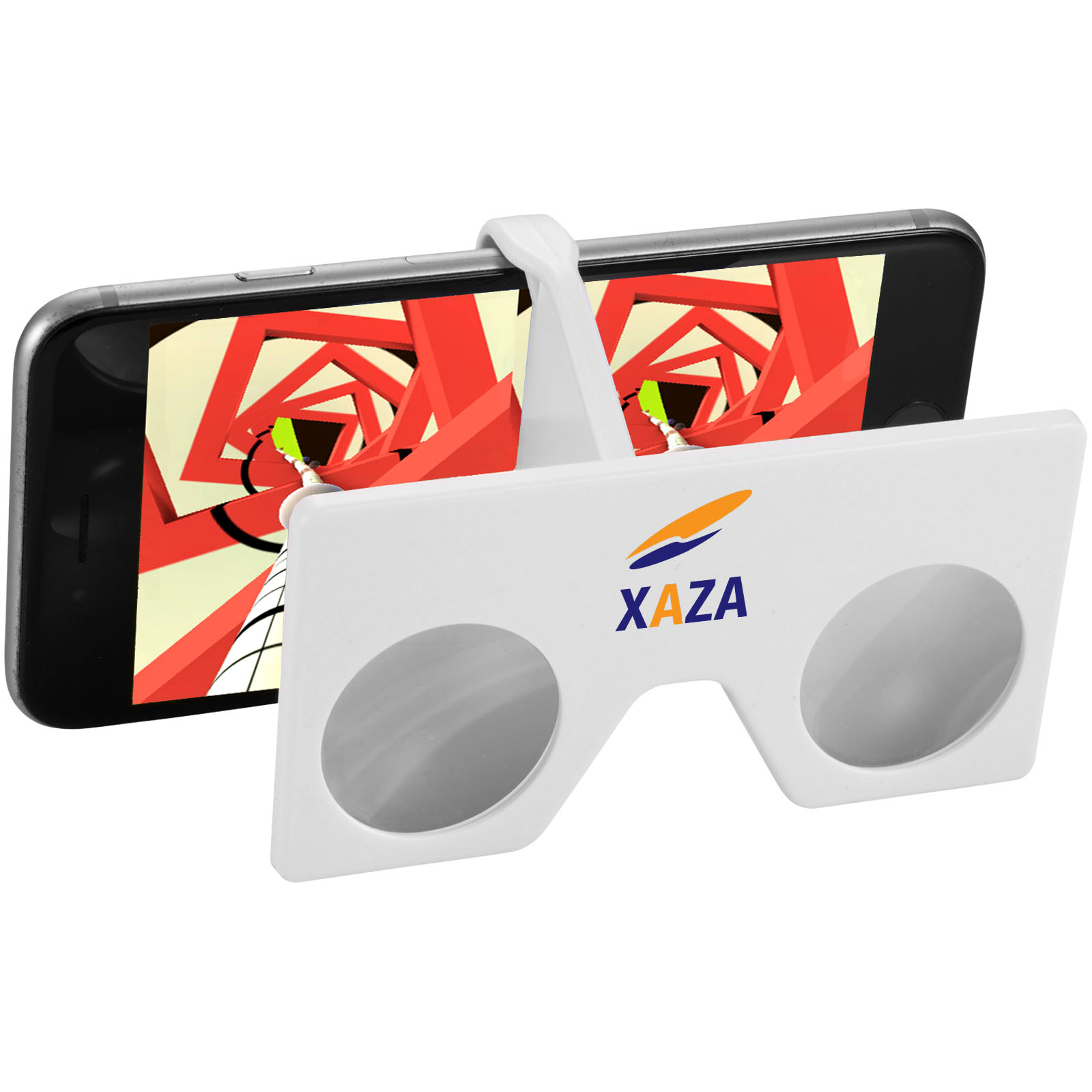 3642c1759ed134 Virtual Reality bril met 3D lens set bedrukken  - Voordelig   snel ...