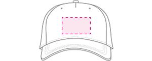 1 positie (voorzijde)