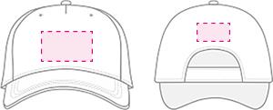 2 posities (voor- en achterzijde)