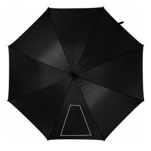 Windbestendige golfparaplu handmatig open - Bedrukking