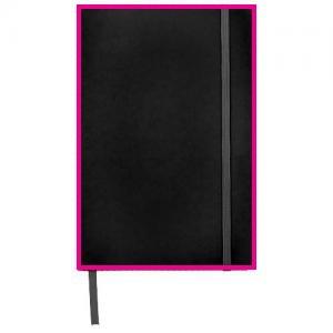 Spectrum A6 notitieboek - Bedrukking in full color