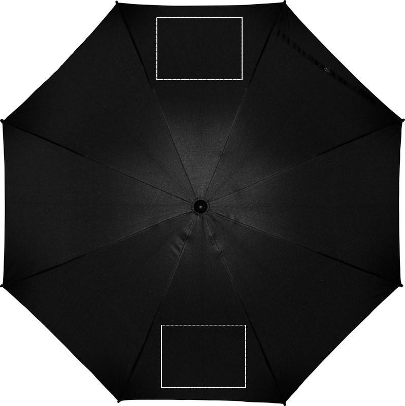 Luxe stormparaplu - Bedrukking