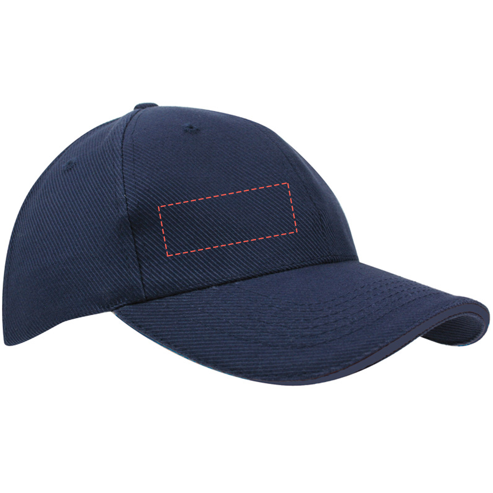 Canvas Sandwich Cap - Bedrukking