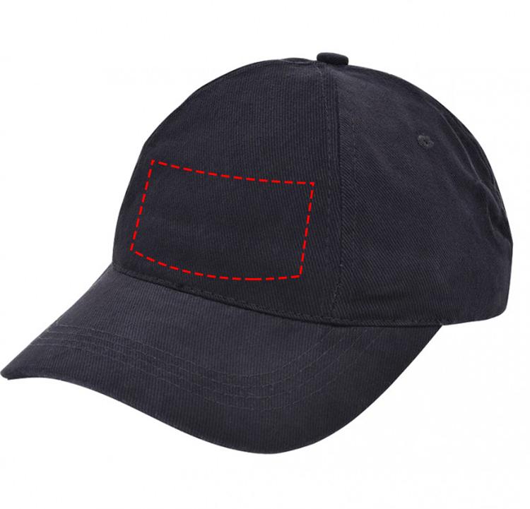 Brushed Promo Cap - Bedrukking