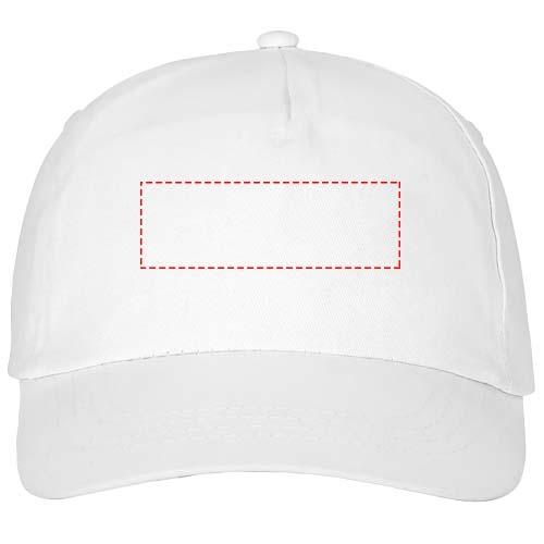 Superheroes cap - Bedrukking in 1 kleur