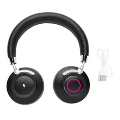 Aria draadloze comfort-hoofdtelefoon - Bedrukking