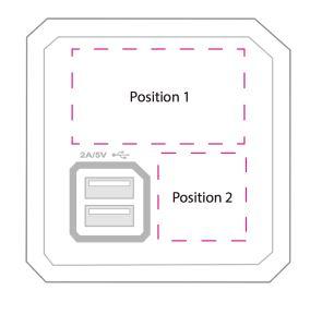 Powercube bureau stekkerblok - Bedrukking