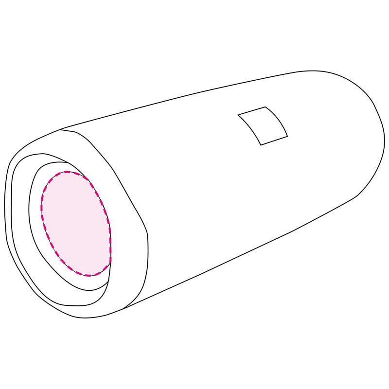 JBL Flip 5 speaker - Bedrukking zijkanten