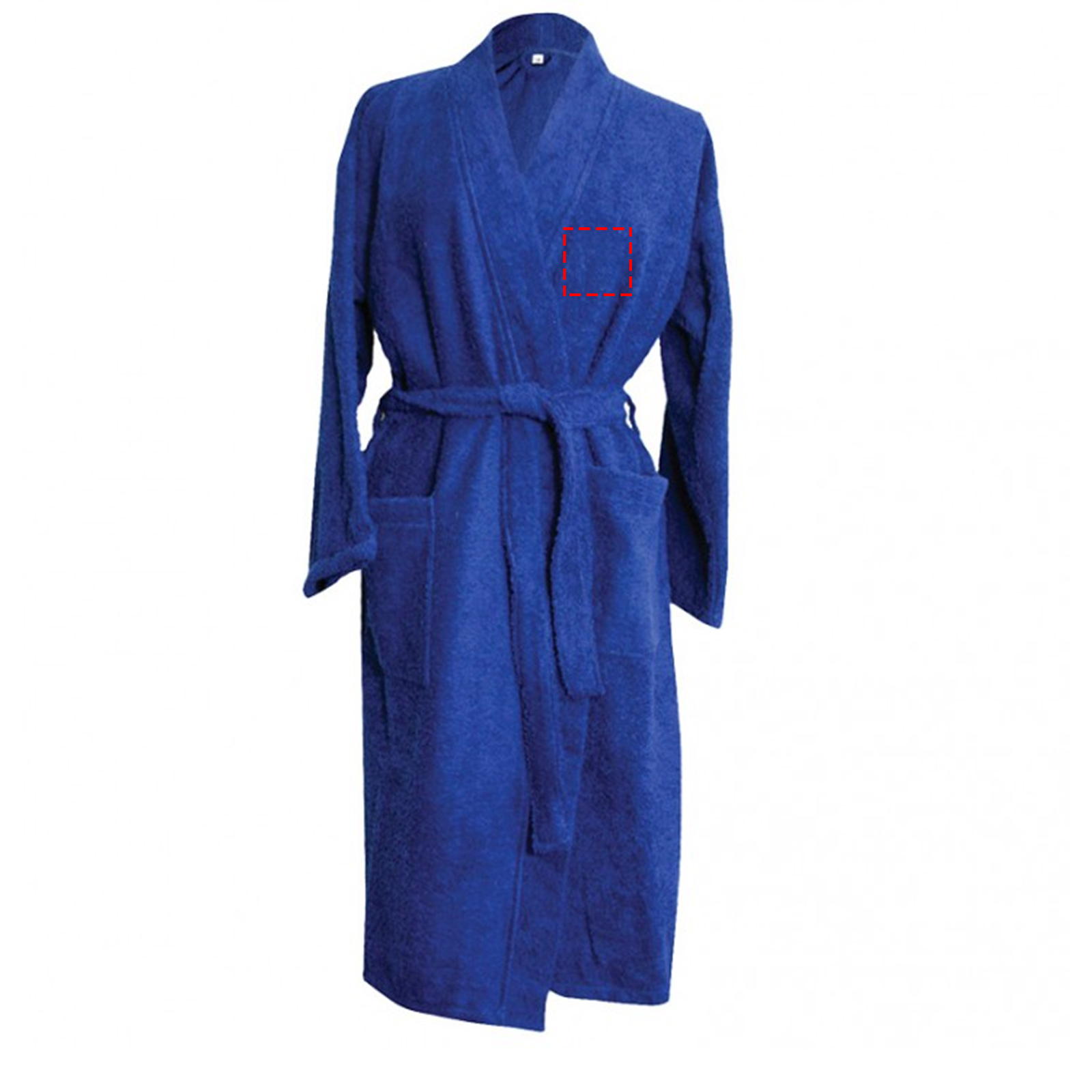Badjas Kimono - Borduring