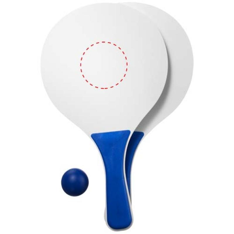 Beachball set - 2de racket