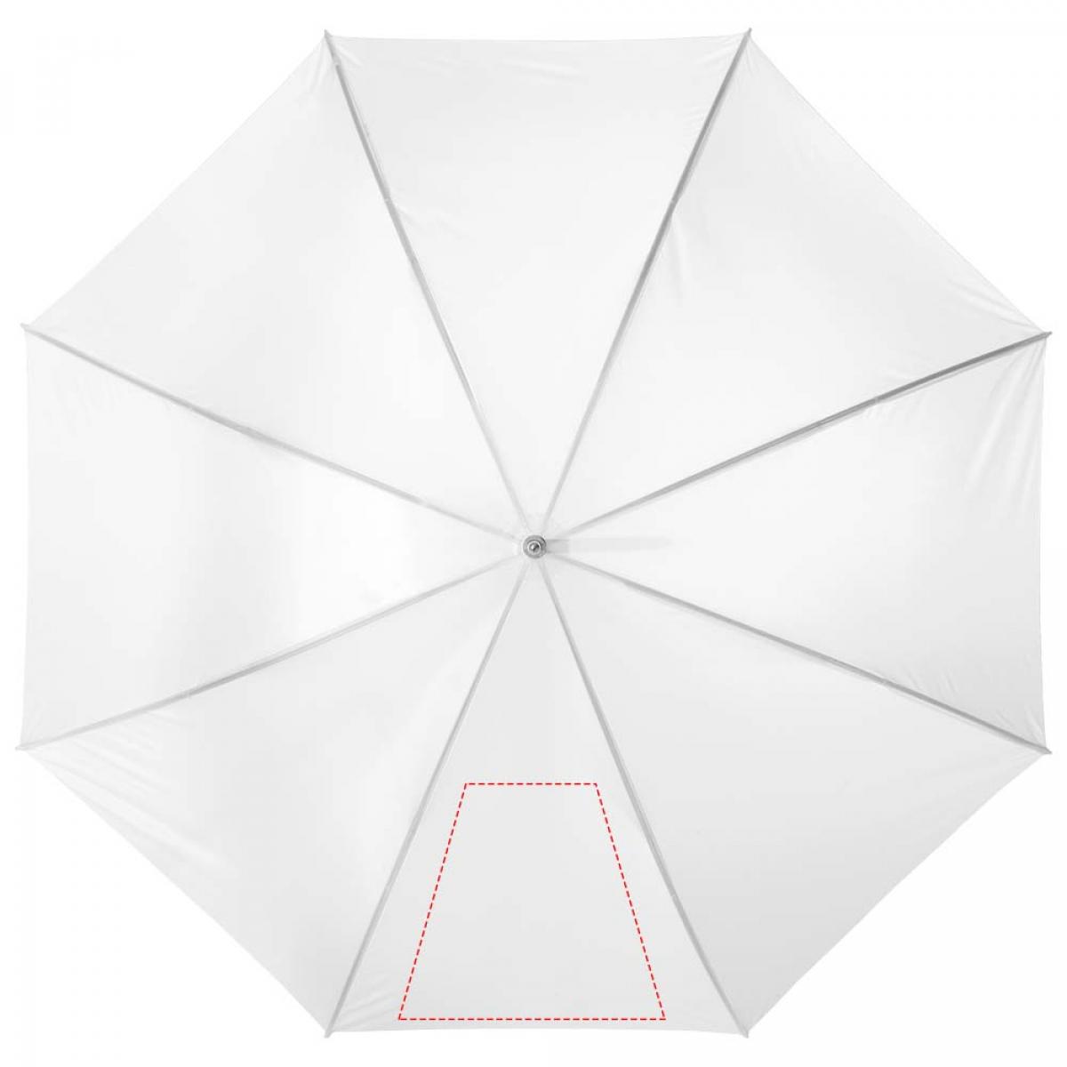 Paraplu met metalen stok