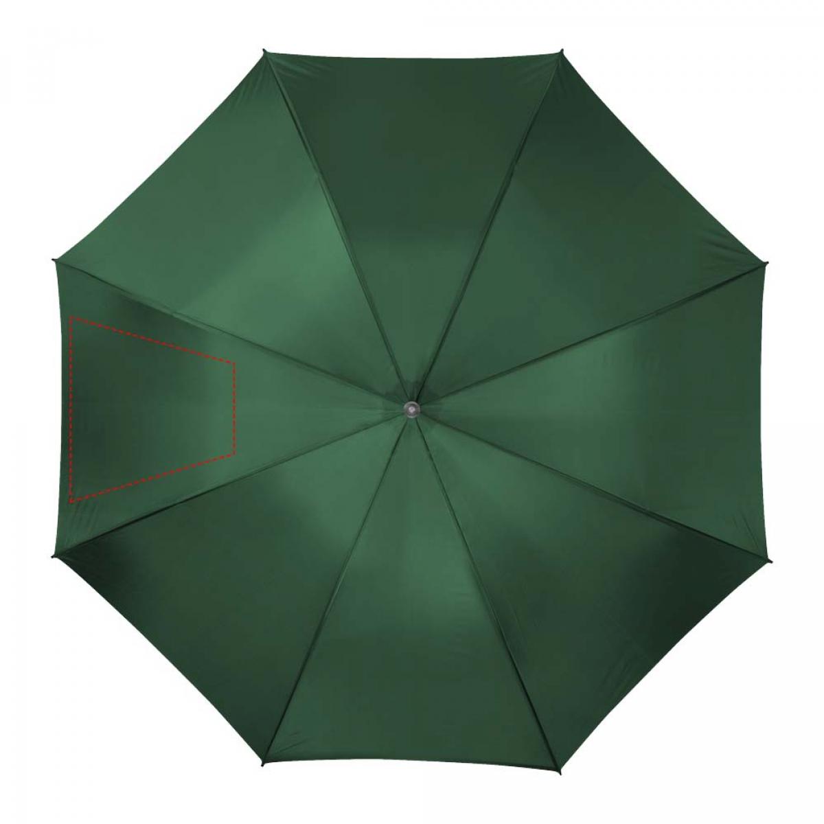 Paraplu met metalen stok - 7de paneel