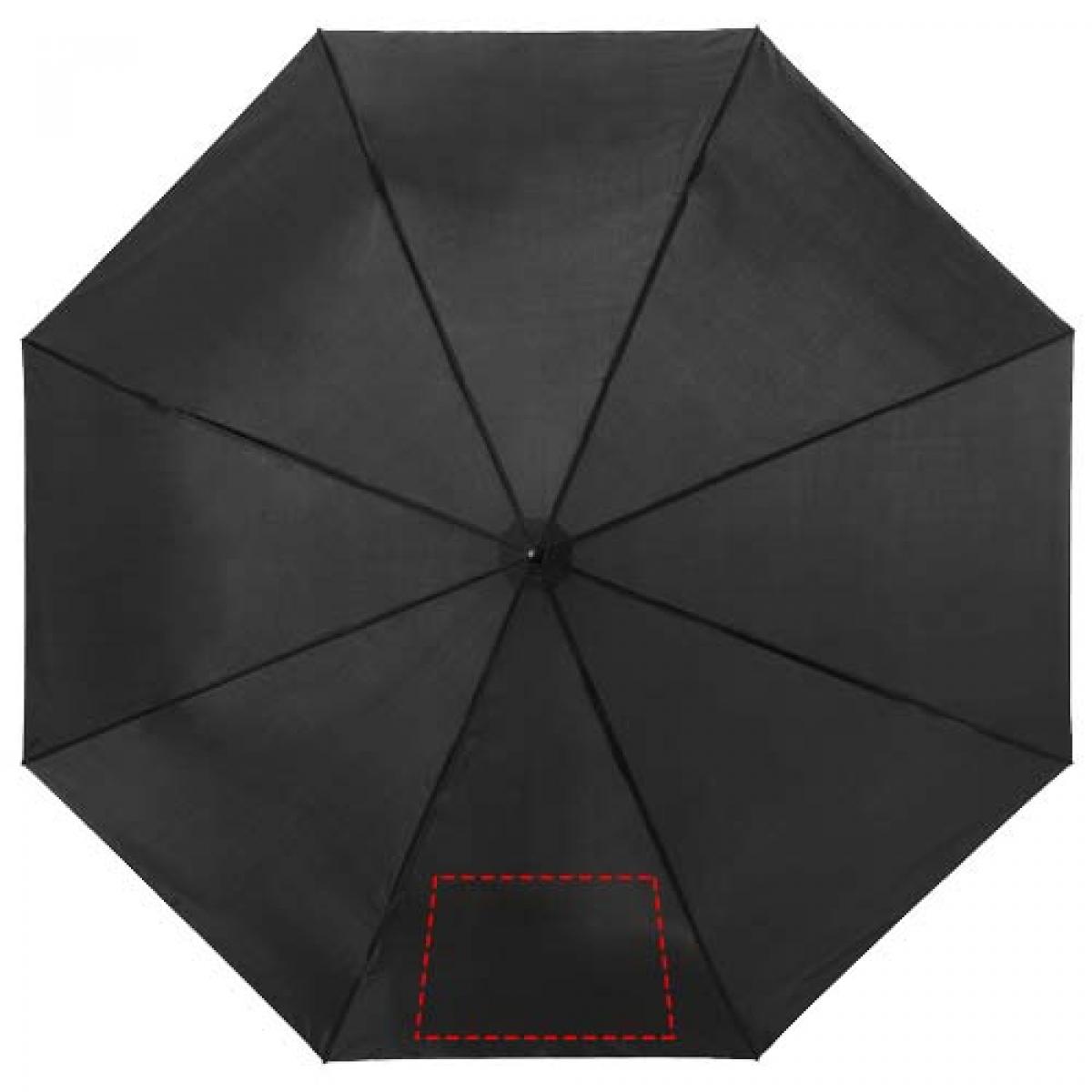 3-delige opvouwbare paraplu