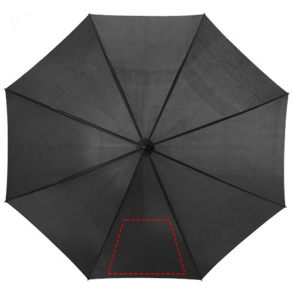Metalen automatische klassieke paraplu