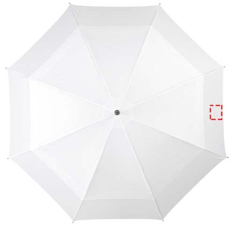 Dubbellaags grote stormparaplu - 3de paneel