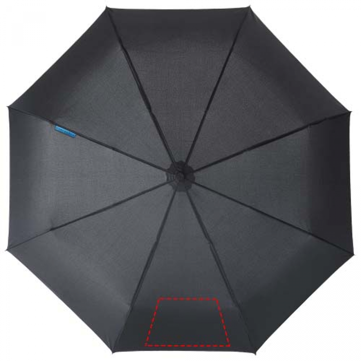 Marksman 3-delige opvouwbare paraplu - 3de paneel