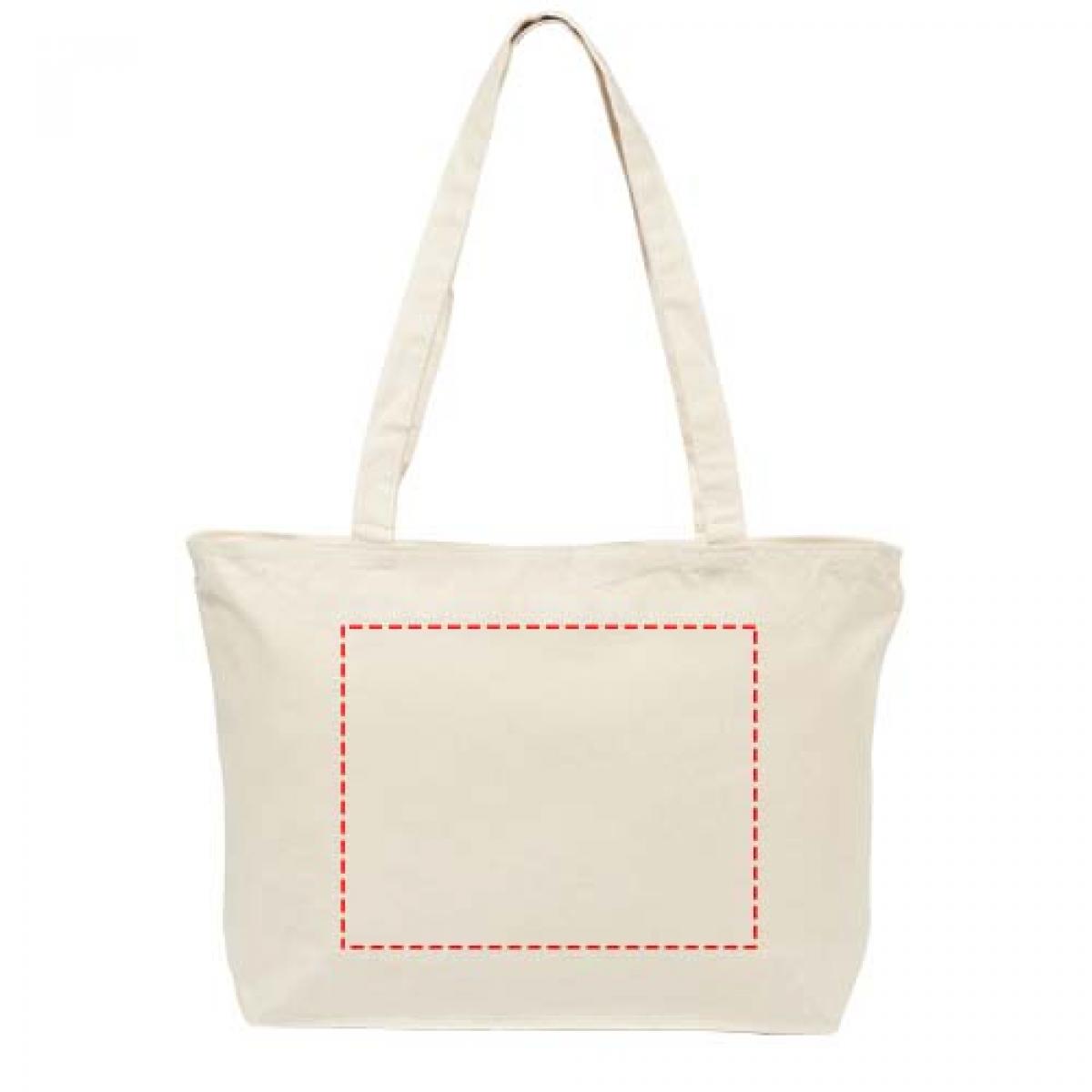 b1cae9fc383 Ninbo katoenen tas met rits bedrukken? - Voordelig & snel bestellen