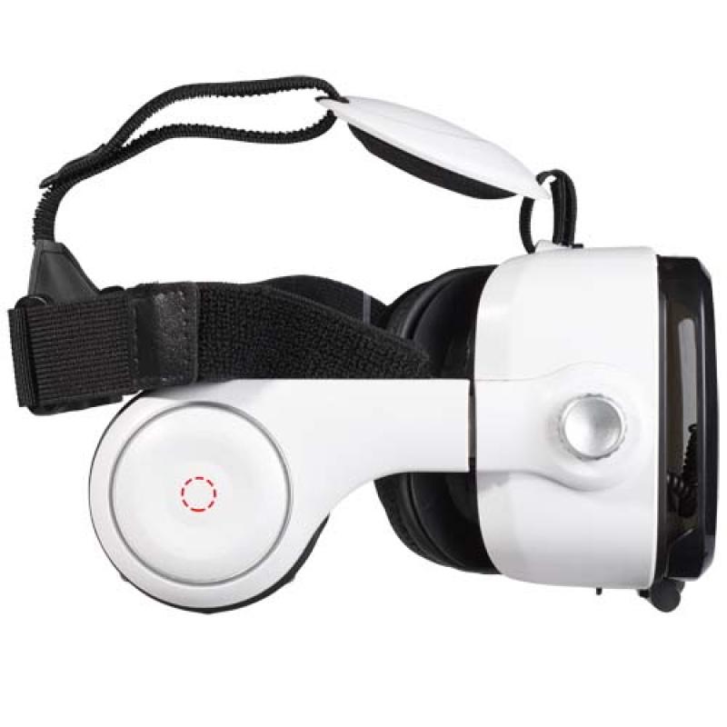 VR set met hoofdtelefoon - rechter oorschelp