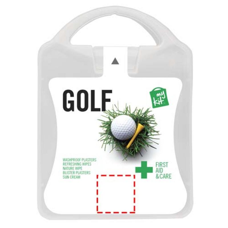 MyKit Golf set - voorzijde