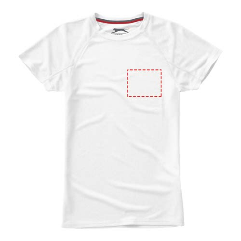 Basic dames sport t-shirt