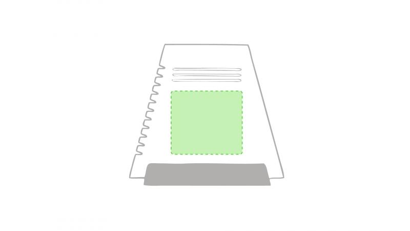 IJskrabber Baira - Op de houder zijde A