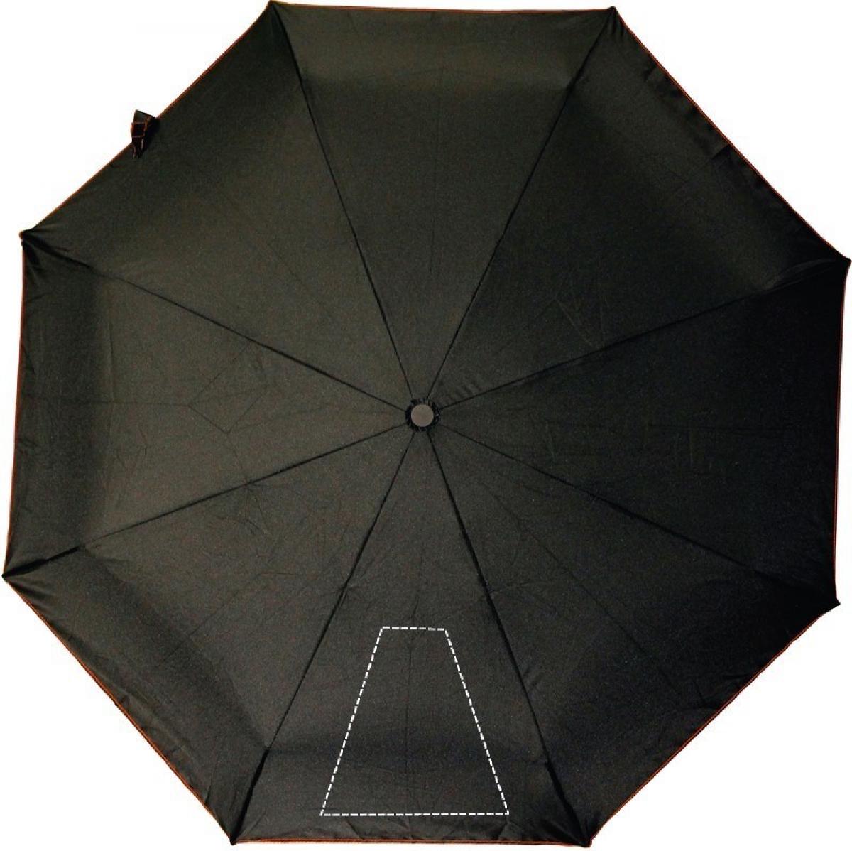 Skye foldable opvouwbare paraplu - Panel 1