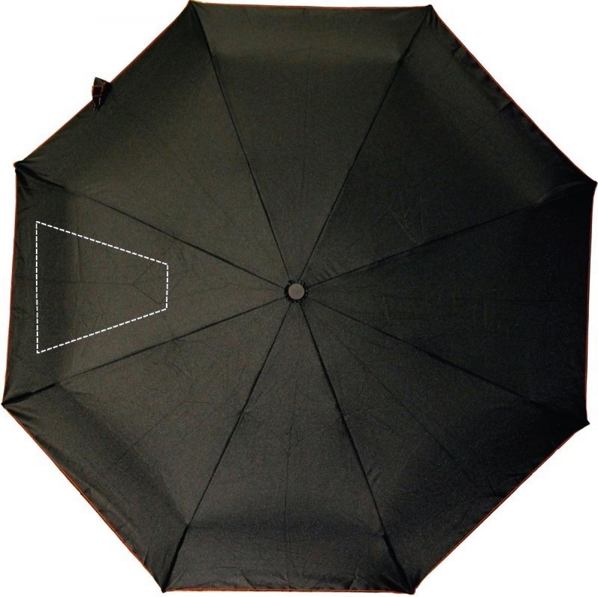 Skye foldable opvouwbare paraplu - Panel 3