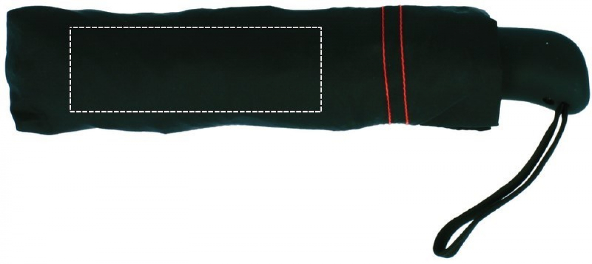 Skye foldable opvouwbare paraplu - Pouch