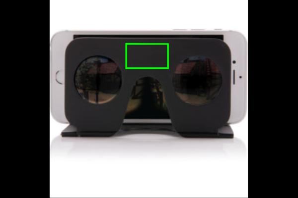 Mini VR-bril - Artikel voorzijde